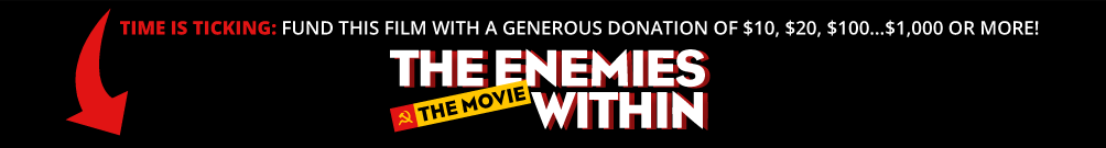 Time is ticking: Fund this film with a generous donation of $10, $20, $100…$1,000 or more!