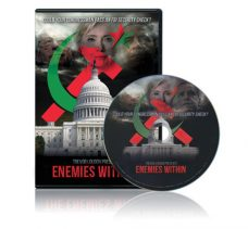 Trevor Loudon's 'Enemies Within Movie' DVD