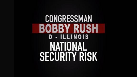 Bobby Rush, EnemiesWithin by Trevor Loudon