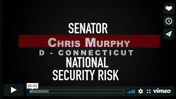 Chris Murphy-EnemiesWithinMovie by Trevor Loudon