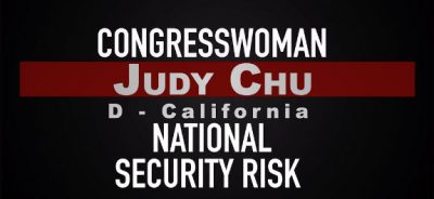Judy Chu, EnemyWithin by Trevor Loudon