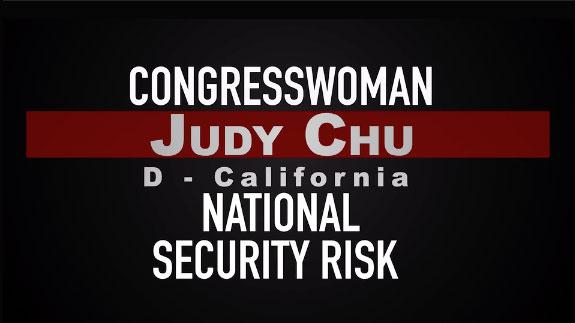 Judy Chu, EnemyWithin by Trevor Loudon