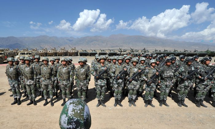 Image of the KYRGYZSTAN Military
