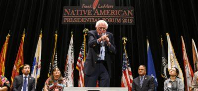 Bernie Sanders, Socialist
