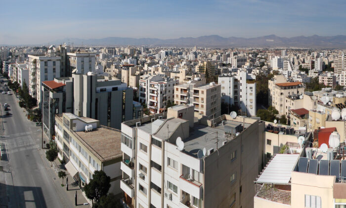 Nicosia panoramic